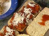 Vegan Meatball Sandwich